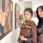 Solo exhibition: Accentuating landscapes and the historic beauty