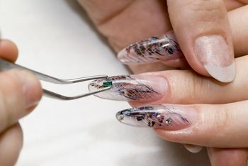 Artificial Nail Tips