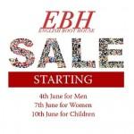 Annual Sale at English Boot House Karachi