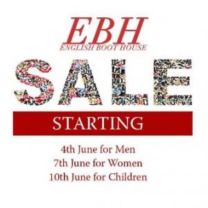 EBH Annual Sale karachi