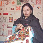 Balochi handcraft: Fatima wants her work to reach the entire country