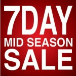 Maria B mid Season Nationwide Sale From 1st to 7th June