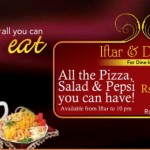 All you can eat Pizza Hut Ramadan Offer 2011