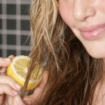 Lemon Juice For Healthy And Strong Hair