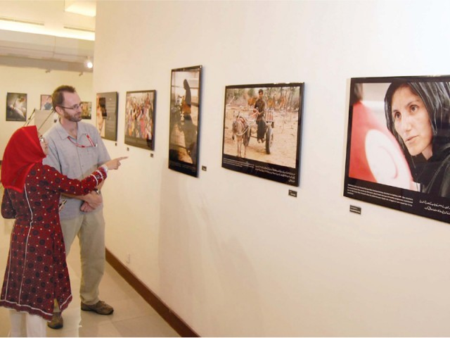 Photo exhibition Chronicles of the devastating floods