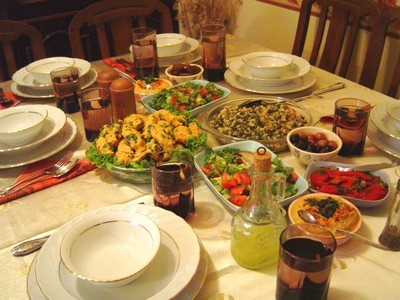 Ramadan Meal plan choices during the fasting month