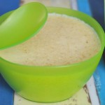 A Flavorful Semolina for Toddlers