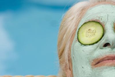 Sunburn Face Mask