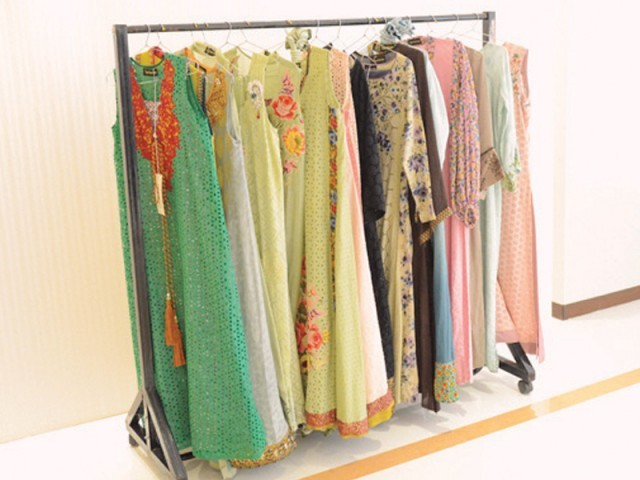 Tena Durrani's collection: An ensemble for Eid By Saadia Qamar