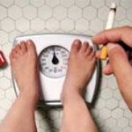 Why smokers gain weight when they quit