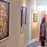 Exhibition: SAFAR – a creative journey of colours