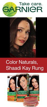 Garnier Color Naturals- Shaadi kay Rung Mall Animation Events