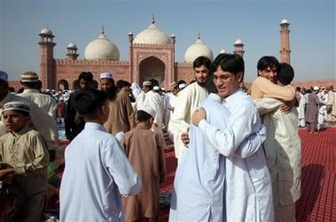 Eid ul Fitar Mubarak