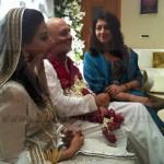 Ali Azmat ties the knot with Fariha Khan