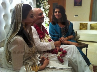 Ali Azmat wedding