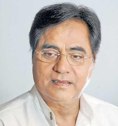 Ghazal maestro Jagjit Singh passes away