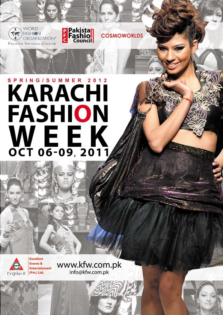 Karachi fashion week 2011