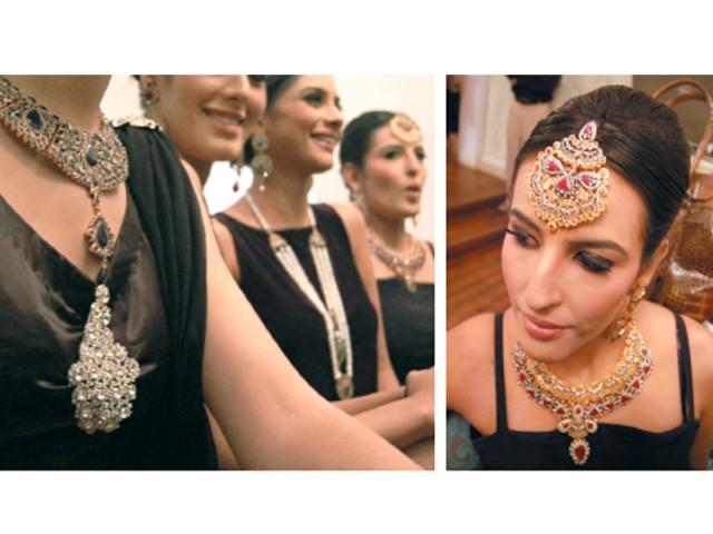 Market advantages, Mughal gold