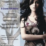 Grand Exhibition of Designer's from Karachi and Lahore