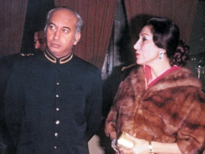 Nusrat Bhutto The fashion icon