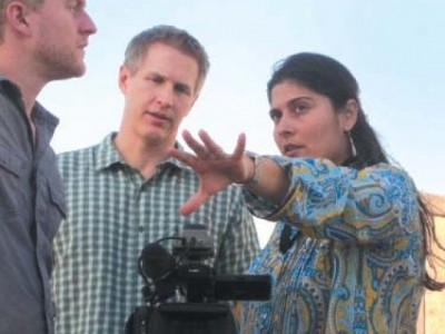Oscar nomination Sharmeen keeps her fingers crossed