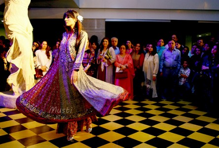 Pakistan Fashion 2011