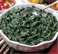 Spinach – Rich source of Iron and Calcium
