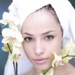 Skin Whitening Mask with Almonds