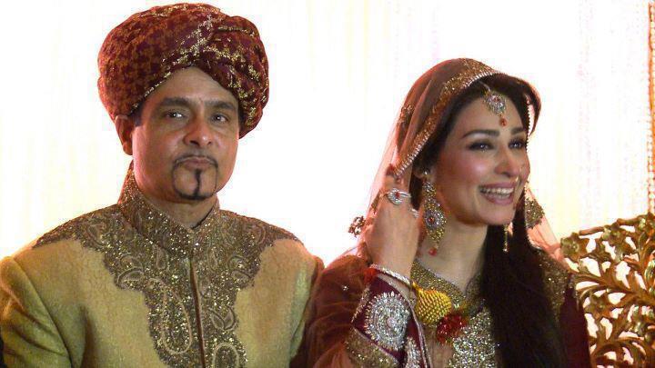 Exclusive Reema's Wedding Picture