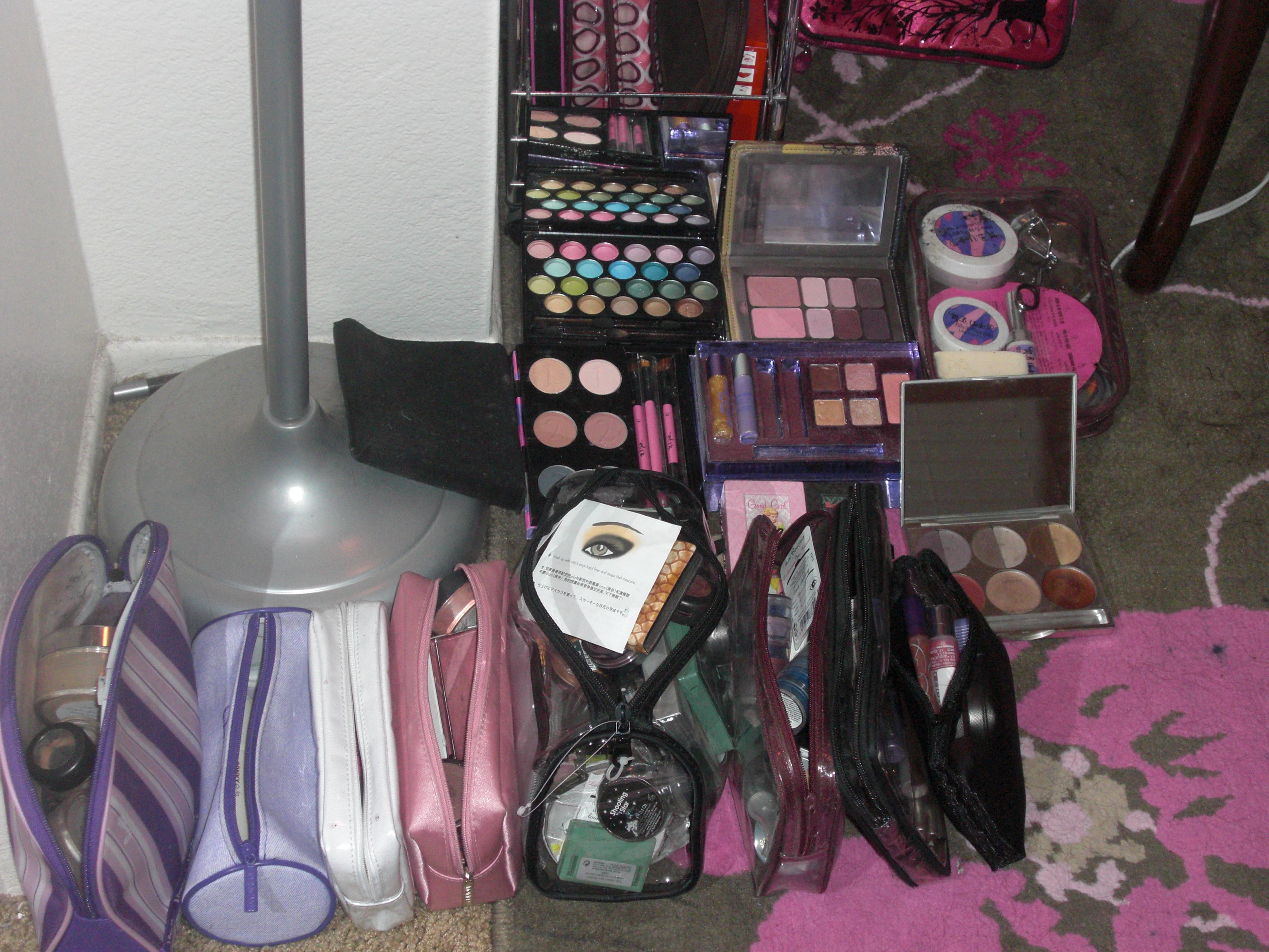 Organise Your Everyday Makeup