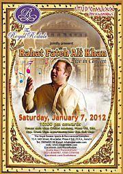 Ustad Rahat Fateh Ali Khan - Live