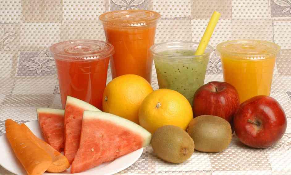 Benefits Of Juices
