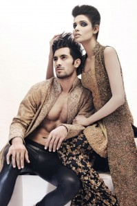 Men and Women 2012 Vintage Couture Collection of HSY