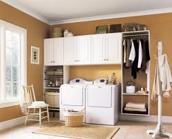 Organizing Laundry Room