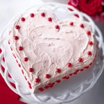 A Hearty Dessert for Valentine Day
