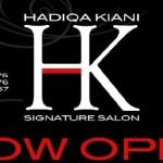 Hadiqa Kiani Signature Salon