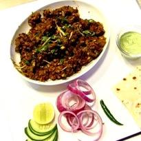 Mutton Taka Tak Lahori Style