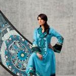 "Nadia Hussain's ""Signature"" Lawn Prints 2012"