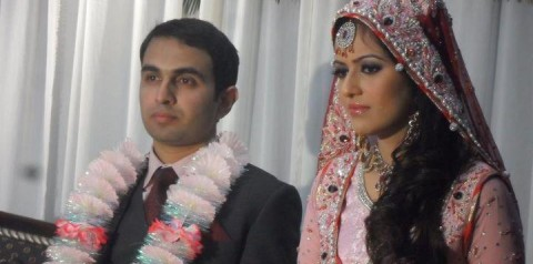 TV anchor Ayesha Bakhsh ties the knot
