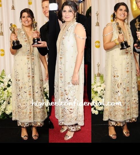 Pakistani Fashion Designers at the Oscars