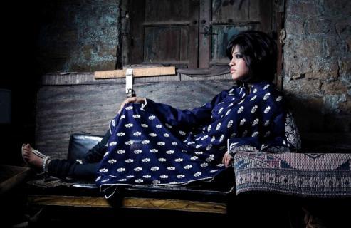 Ayesha Khurram spring summer collection 2012