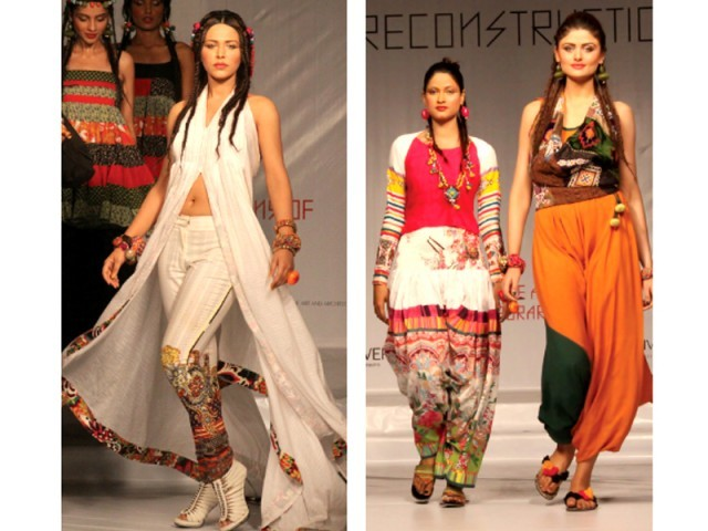 British fashion in Pakistan When fashion meets culture