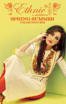 Outfitters Ethnic Spring Summer Collection 2012