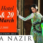 Sobia Nazir Lawn Exhibition 2012 in Karachi