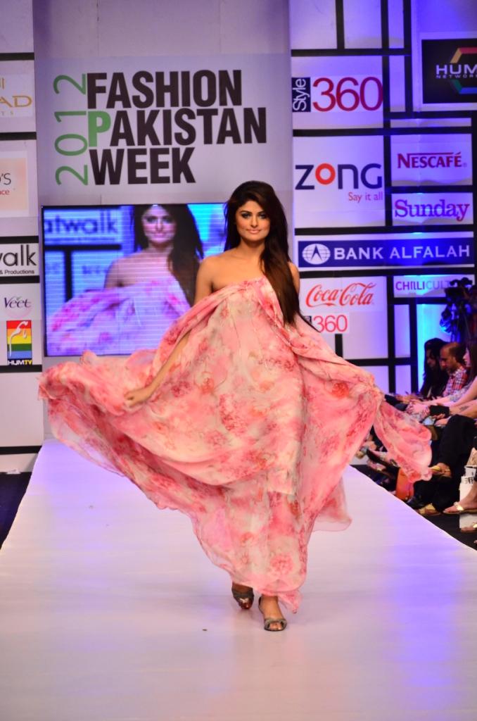 Fashion Pakistan Week 2012- Day 2