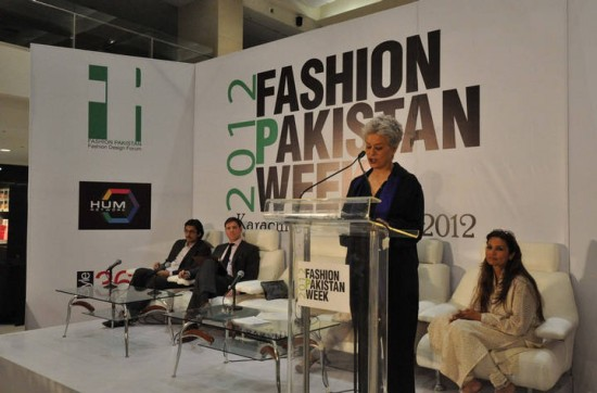 Fashion pakistan Week 2012 FPW 3