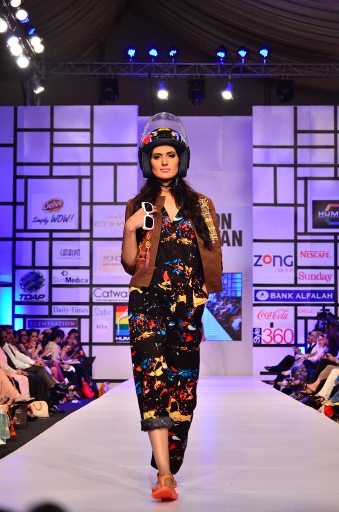 Fashion Pakistan Week 2012- Day 3
