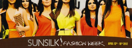 PFDC Sunsilk fashion Week lahore 2012