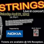 Strings Live in Concert