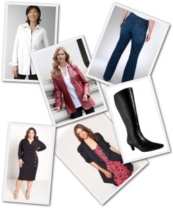 Fashion for plus size woman wardrobe basics